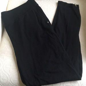 Black Lauren Active pants